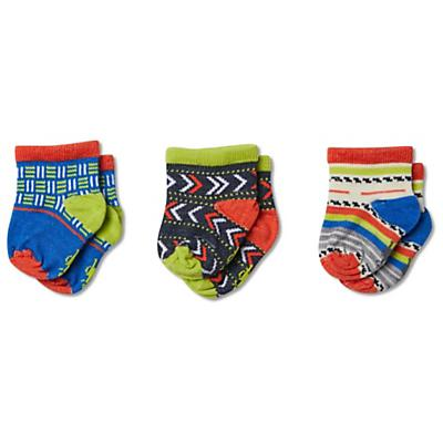 Smartwool Baby Bootie Batch Sock - Bright Blue