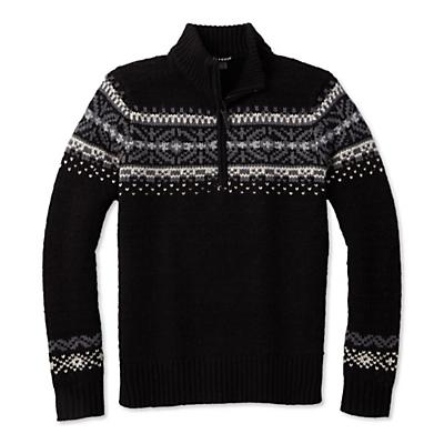 Smartwool CHUP Hansker Half Zip Sweater - Black - Men