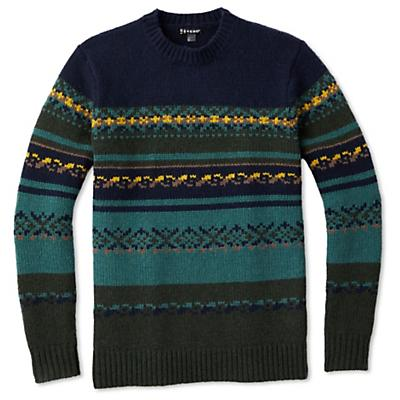 Smartwool CHUP Kaamos Sweater - Scarab Heather - Men