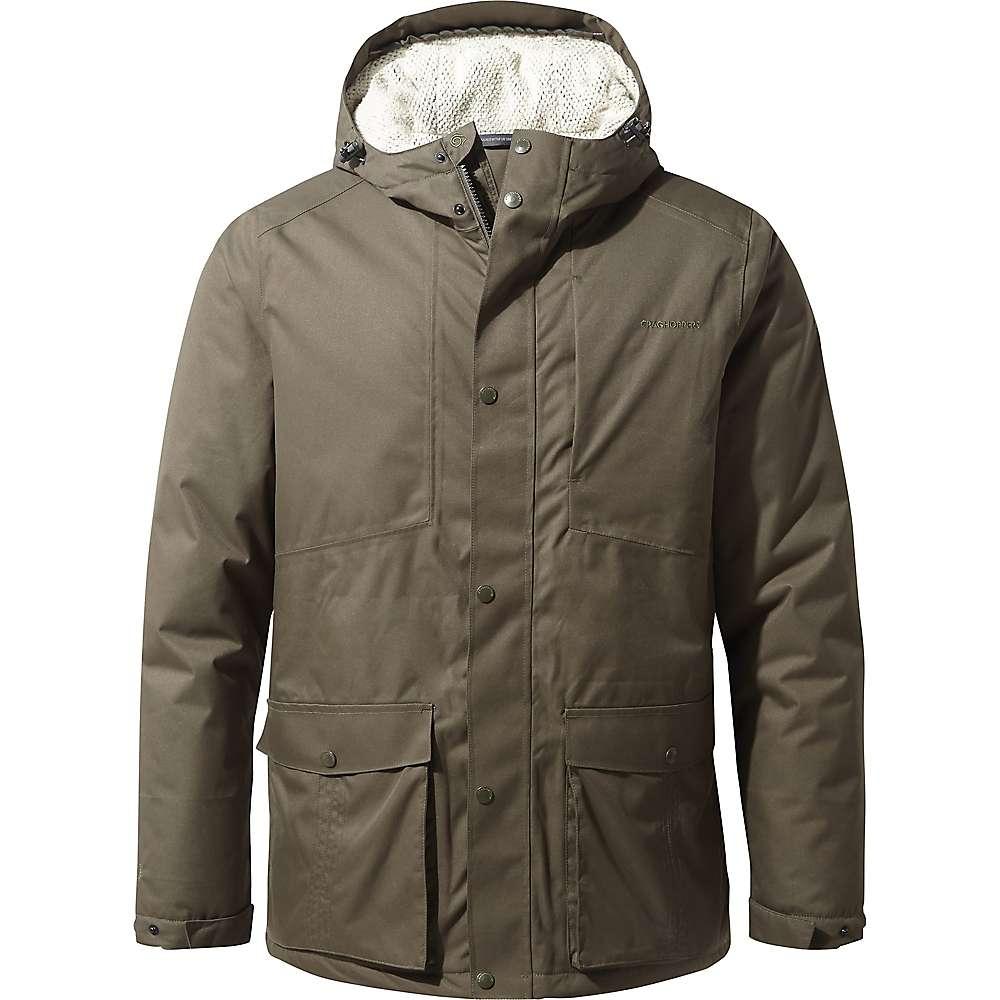 Craghoppers Men's Kiwi Classic Thermal Jacket – Medium – Woodland Green