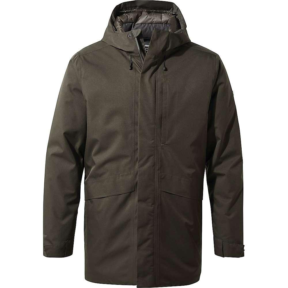 Craghoppers Men's Struan G-Tex Jacket – XL – Woodland Green