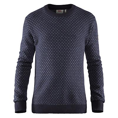Fjallraven Ovik Nordic Sweater - Dark Navy - Men