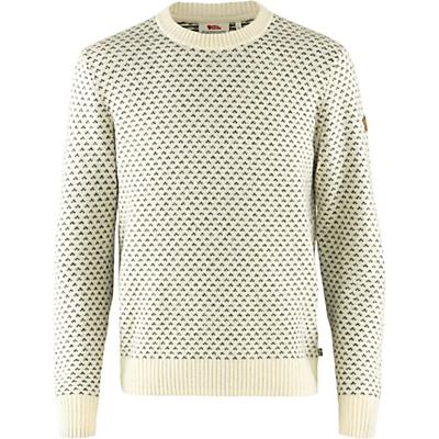Fjallraven Ovik Nordic Sweater - Chalk White - Men