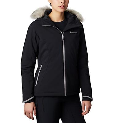 Columbia Alpine Slide Jacket - Black / City Grey Heather - Women