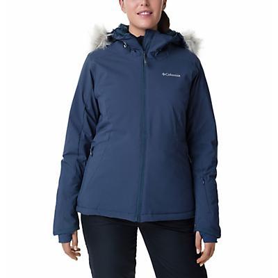 Columbia Alpine Slide Jacket - Nocturnal / Dark Nocturnal Heather - Women