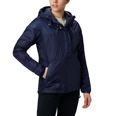 Columbia Columbia Lodge Pullover Jacket - Shiny Dark Nocturnal / Nocturnal - Women
