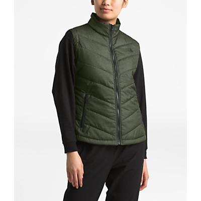The North Face Womens Tamburello Vest - New Taupe Green Heather