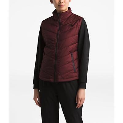 The North Face Womens Tamburello Vest - Deep Garnet Red