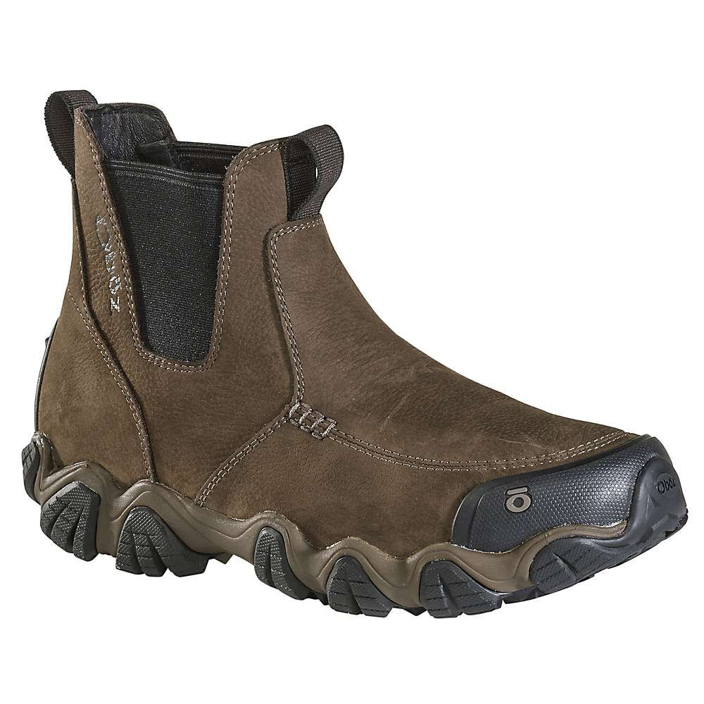 Oboz Men s Livingston Mid Shoe 9 Hickory