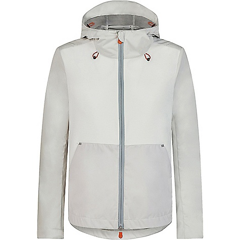 Save The Duck Womens Hooded Lightweight Mid-length Jacket
