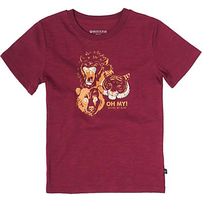 United By Blue Youth Oh My Shirt - 5T - Plum