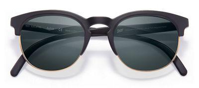 Sunski Avila Sunglasses - One Size - Black/Slate