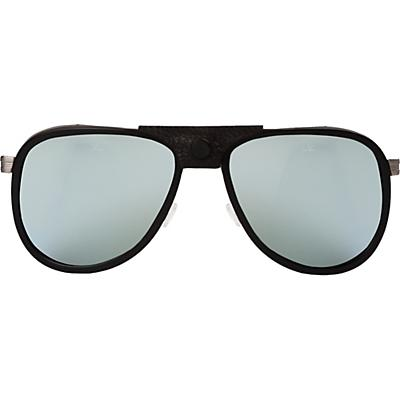 Vuarnet VL1315 Sunglasses - Matte Black/Silver/Black/Pure Grey Silver Flshd