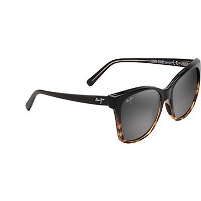 Maui Jim Alekona Polarized Sunglasses - Black/Tokyo Tortoise/Neutral Grey