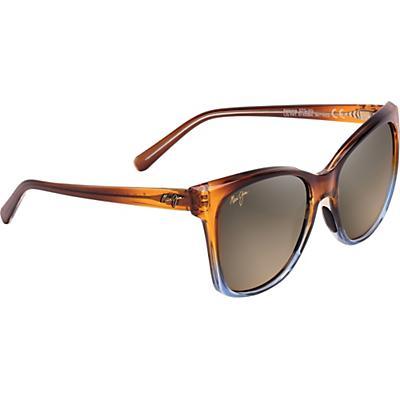 Maui Jim Alekona Polarized Sunglasses - Caramel/Blue/HCL Bronze