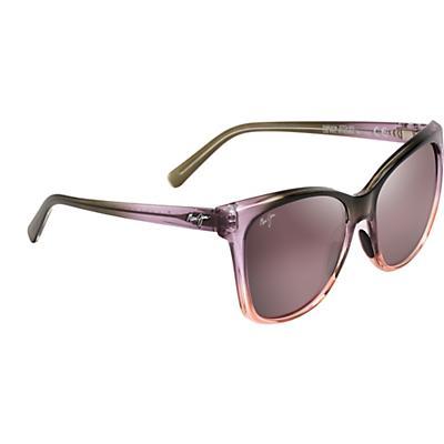 Maui Jim Alekona Polarized Sunglasses - Mossy/Blush/Peach/Maui Rose
