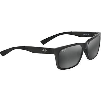 Maui Jim Boardwalk Polarized Sunglasses - Translucent Grey/Neutral Grey