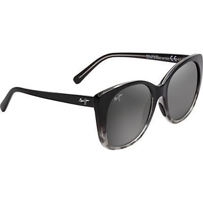 Maui Jim Mele Polarized Sunglasses - Black/Grey Tortoise/Neutral Grey