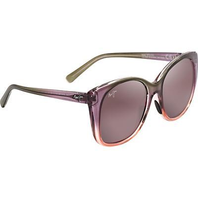 Maui Jim Mele Polarized Sunglasses - Mossy/Blush/Peach/Maui Rose