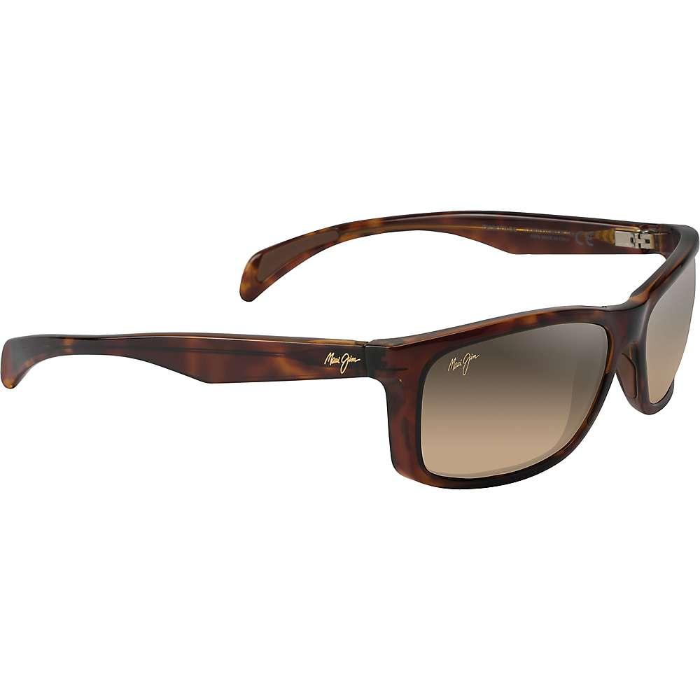 Maui Jim Puhi Polarized Sunglasses - One Size - Tortoise/HCL Bronze