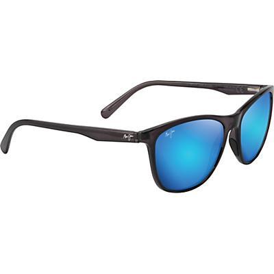 Maui Jim Sugar Cane Polarized Sunglasses - Transparent Grey/Blue Hawaii