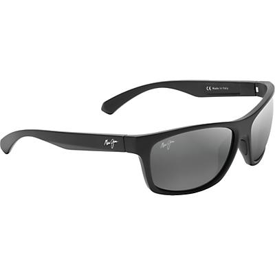 Maui Jim Tumbleland Polarized Sunglasses - Matte Black/Neutral Grey