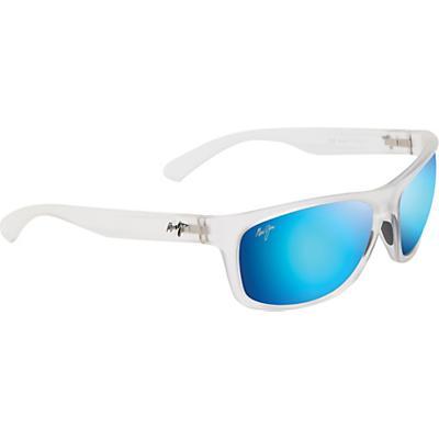 Maui Jim Tumbleland Polarized Sunglasses - Matte Crystal/Blue Hawaii