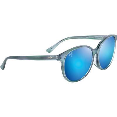 Maui Jim Water Lily Polarized Sunglasses - Aquamarine/Blue Hawaii