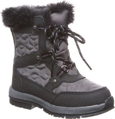 Bearpaw Youth Marina Boot - Black / Grey
