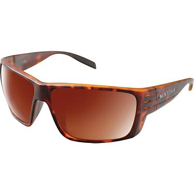 Native Griz Polarized Sunglasses - Dark Tort/Brown Polarized