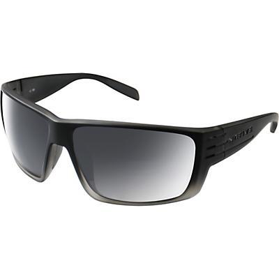 Native Griz Polarized Sunglasses - Smoke Fade/Silver Reflex Polarized