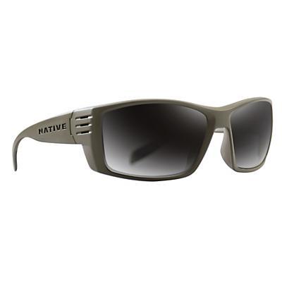 Native Raghorn Polarized Sunglasses - Desert Tan/Grey Polarized