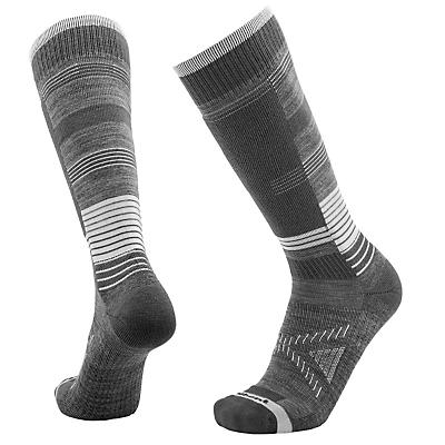 Le Bent Le Sock Snow Light - Grey/Tofu