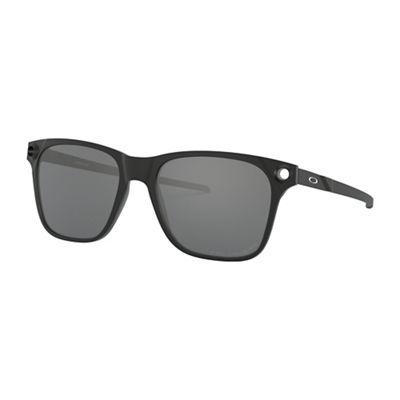 Oakley Apparition Polarized Sunglasses - One Size - Satin Black/Black Iridium Polarized