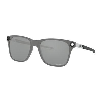Oakley Apparition Sunglasses - One Size - Satin Concrete/PRIZM Black