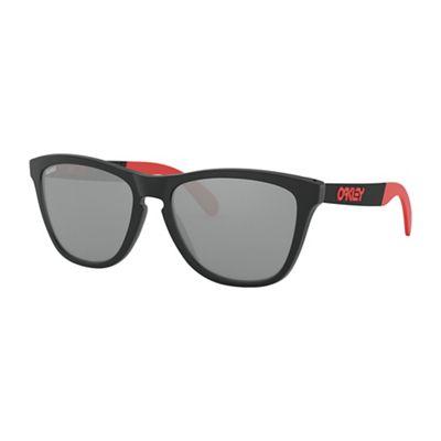 Oakley Frogskins Mix Sunglasses - One Size - Matte Black Ink/PRIZM Black
