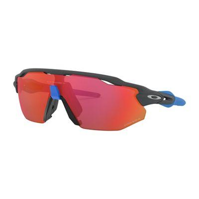 Oakley Radar EV Adventure Sunglasses - One Size - Matte Carbon/PRIZM Trail Torch