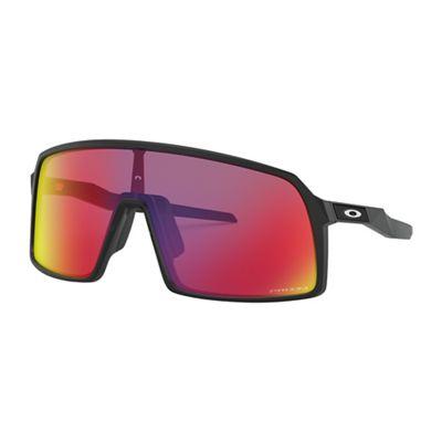 Oakley Sutro Sunglasses - One Size - Matte Black/PRIZM Road