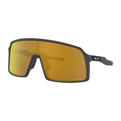 Oakley Sutro Sunglasses - One Size - Matte Carbon/PRIZM 24K