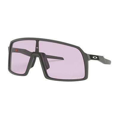 Oakley Sutro Sunglasses - One Size - Matte Dark Grey/PRIZM Low Light