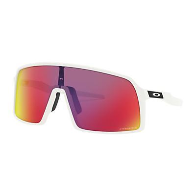 Oakley Sutro Sunglasses - Matte White/Prizm Road
