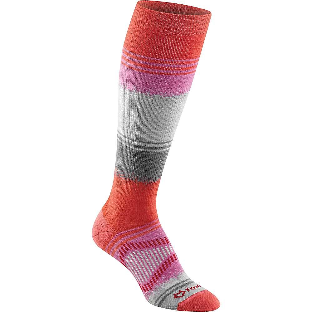 Fox River Chamonix Ski Sock - Large - Orange