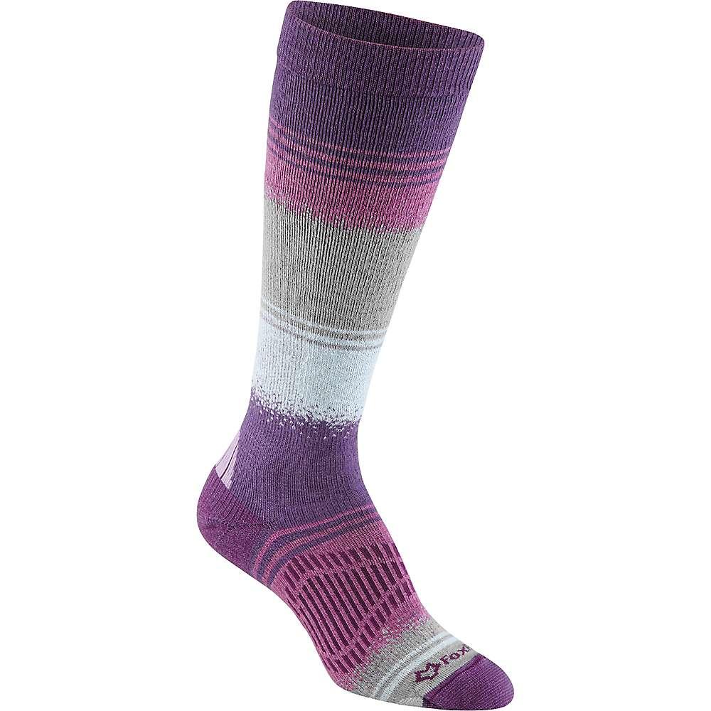 Fox River Chamonix Ski Sock - Large - Purple