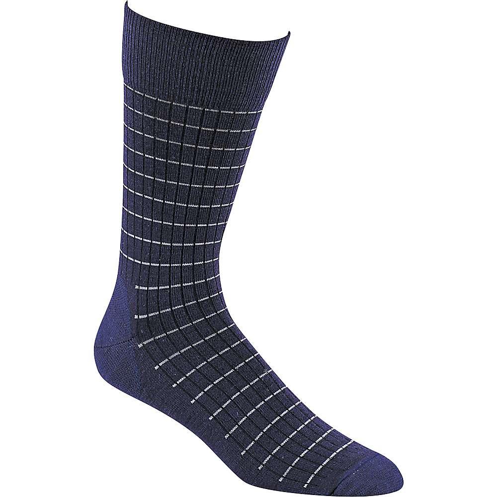 Fox River Pinstripe Sock - Medium - Navy
