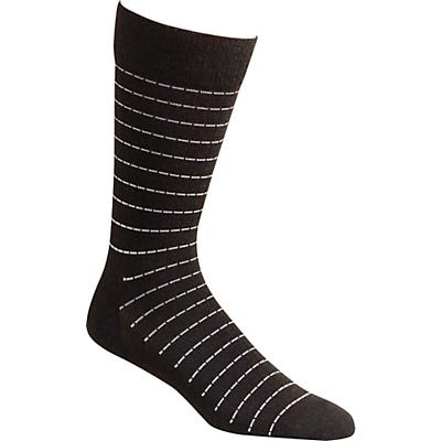 Fox River Pinstripe Sock - Black