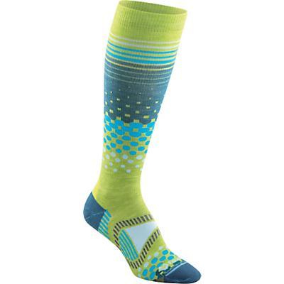 Fox River Tremblant Ski Sock - Green