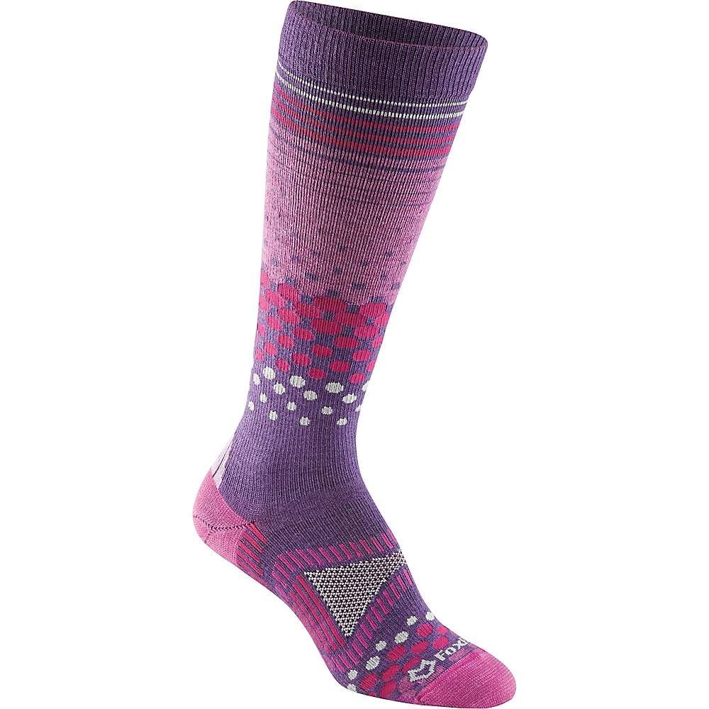 Fox River Tremblant Ski Sock - Large - Purple