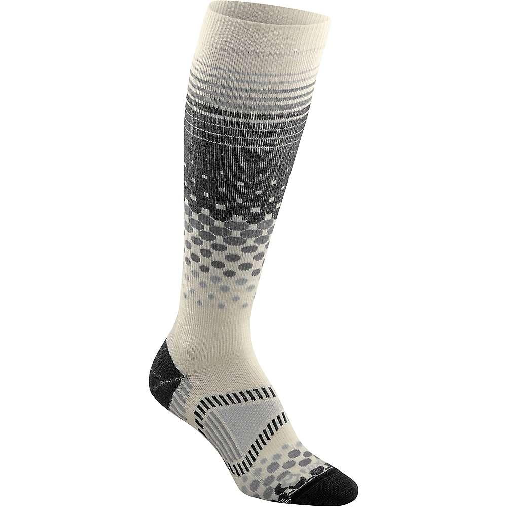 Fox River Tremblant Ski Sock - Large - Winter White