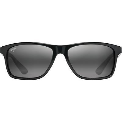Maui Jim Onshore Polarized Sunglasses - Black Gloss/Neutral Grey