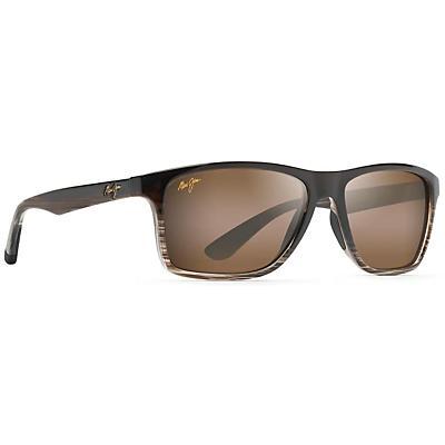 Maui Jim Onshore Polarized Sunglasses - Chocolate Fade/HCL Bronze